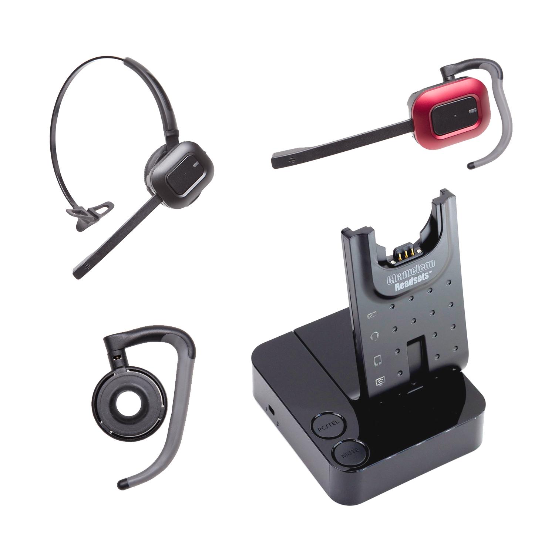 3012u Odyssey Xii 1 9 Ghz Dect Wireless Headset W Usb Interface Chameleon Headsets
