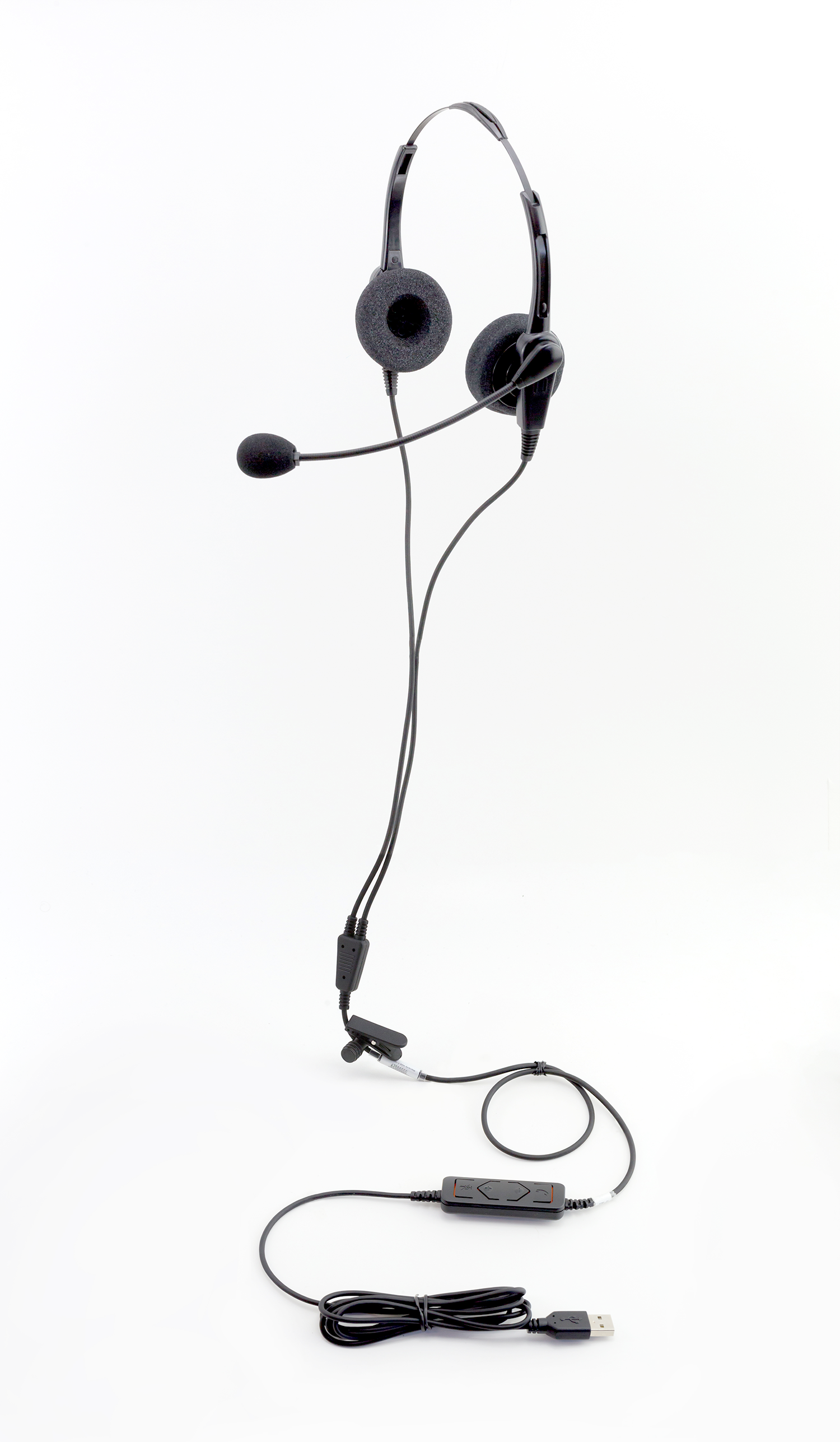 2233-Voip-Binaural-Headset